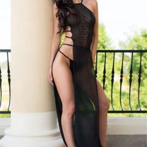 Σέξι Νυχτικό Φόρεμα